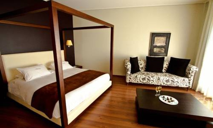Suite Regency Park Hotel + Spa Montevideo