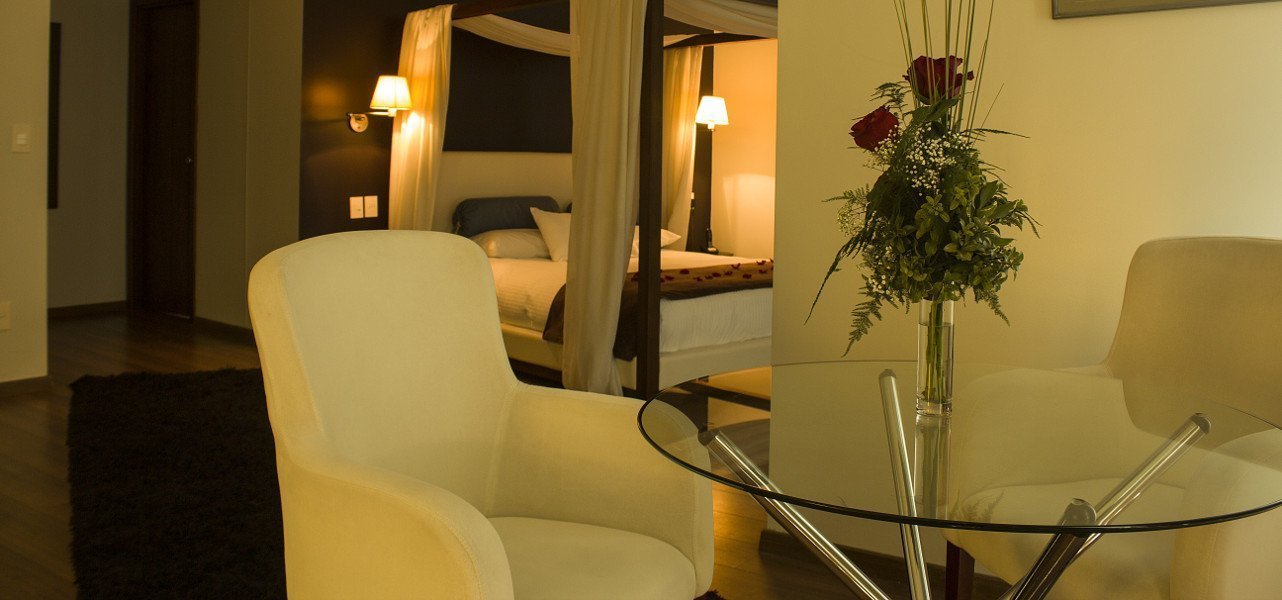 Regency Park Hotel + Spa - Montevideo - Home